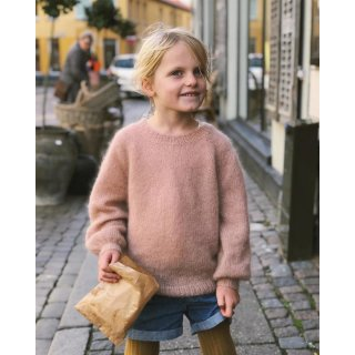 Novice Sweater Junior – Mohair Edition