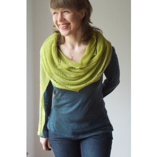 Green Light Shawl