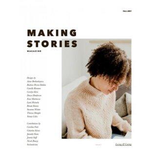Making Stories Magazine - Issue 2
