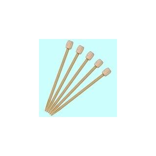 Clover Markierstecknadeln Bambus
