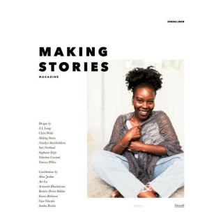 Making Stories Magazine - Issue 3