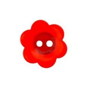 "Knopf ""Blume"" 15mm"