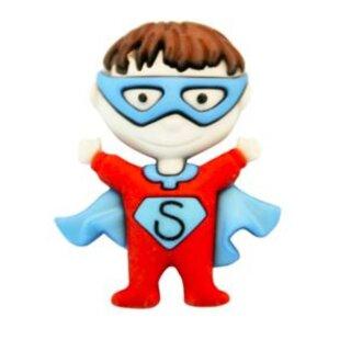 "Knopf ""Super Boy"" 34mm"