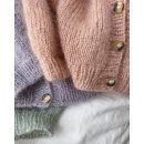 Novice Cardigan Mini – Mohair Edition