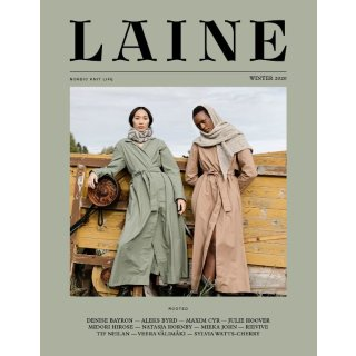 Laine Magazine - Issue 10 - Rooted