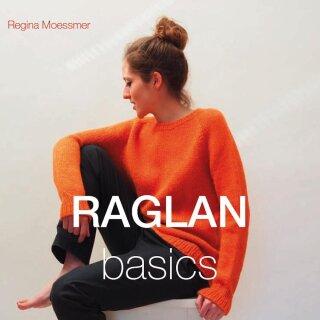 Anleitungsbuch Raglan Basics Pullover by Regina Moessmer
