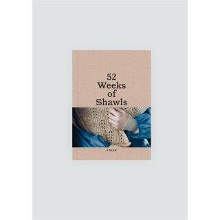 52 Weeks of Shawls - das Tücherbuch von Laine