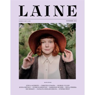 Vorbestellung - Laine Magazine - Issue 11 - Marjoram - erscheint am 7. Mai