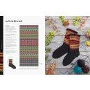 Lettisch stricken: Socken