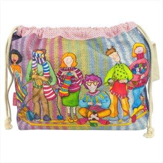 "Projekttasche ""The Yarn Club"""