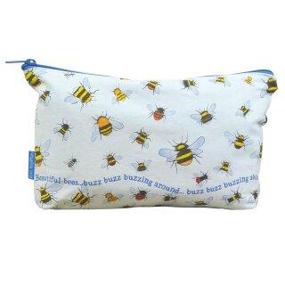 "Zipperbeutel ""Bees"""